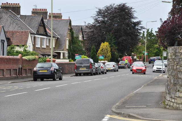 Bridgend : Park Street A473