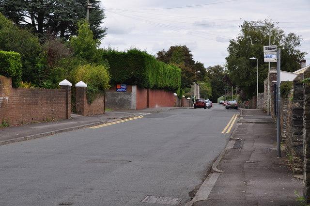 Bridgend : West Road
