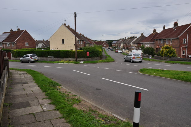 Bridgend : Westfield Avenue