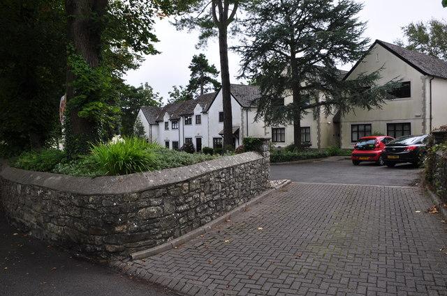 Bridgend : Llangewydd Road