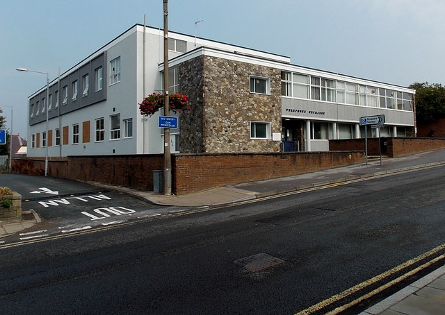 Bridgend Telephone Exchange