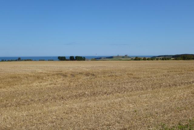 Farmland near North Farm