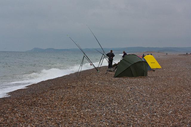 Sea anglers