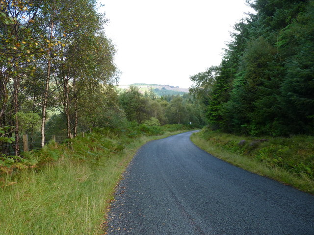 Heading towards  Braeintra