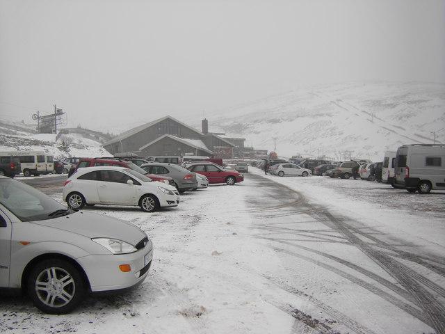 Ski Centre  car park