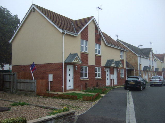 Houses on Dunkirk Road