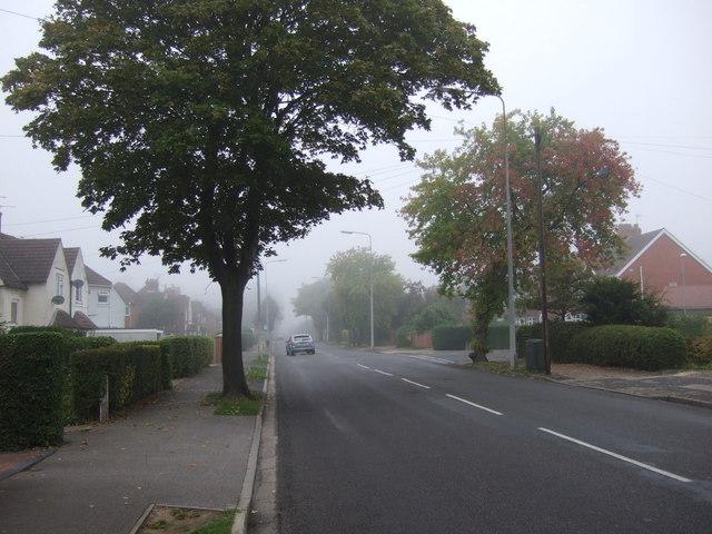 Burton Road (B1398)