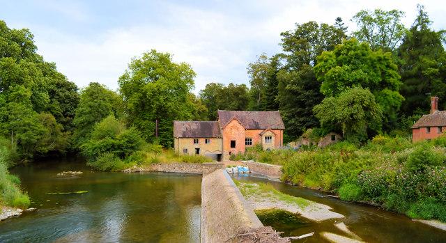 Former Corn Mill, Bromfield