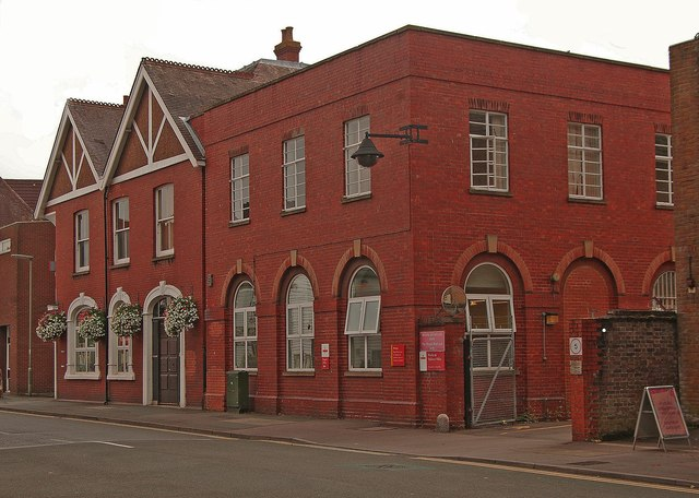 Royal Mail Delivery Office, Horley