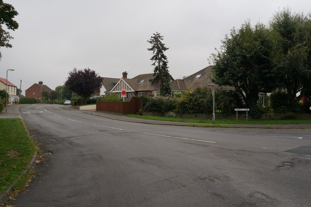 Church Lane, Holton le Clay