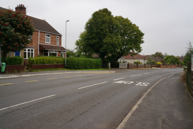 Church Lane, Holton le Clay