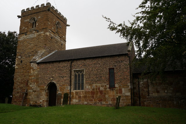 St Peter's Church, Holton le Clay