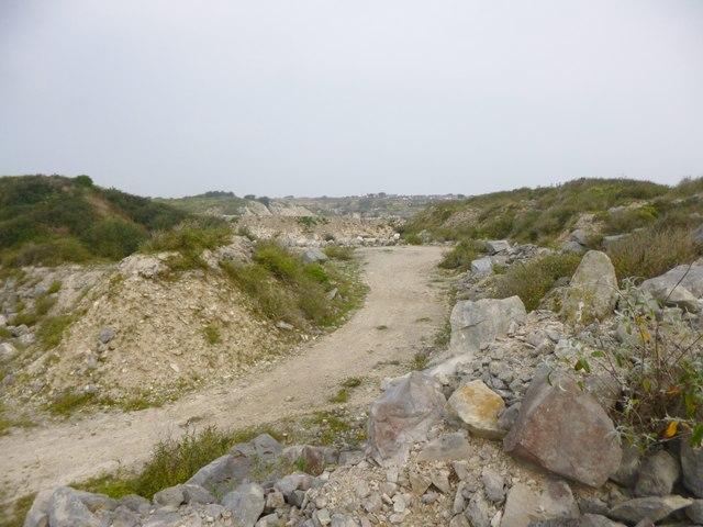 Easton, Yeolands Quarry
