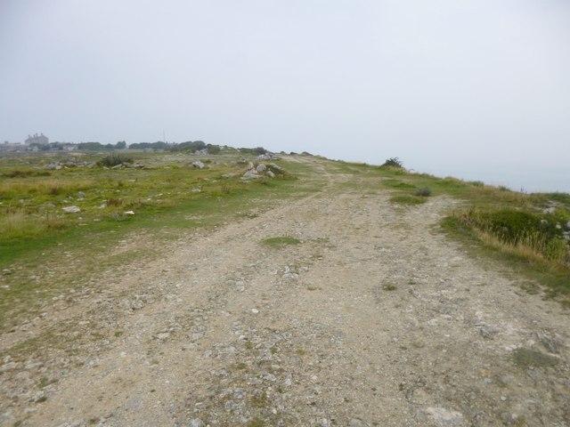 Easton, quarry tracks
