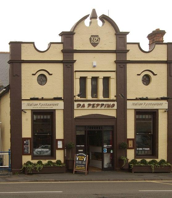 Former cinema, Horley