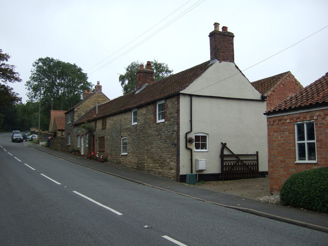 Cottages in Scampton