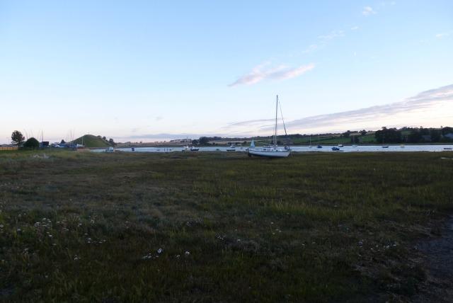Aln estuary