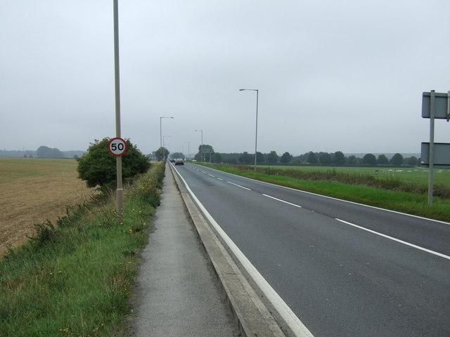 Ermine Street Roman Road (A15)