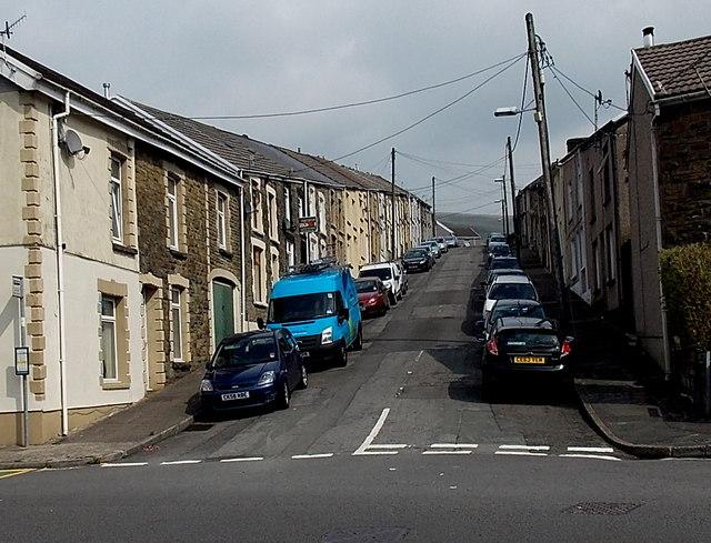 Pant Street, Pant-y-Gog
