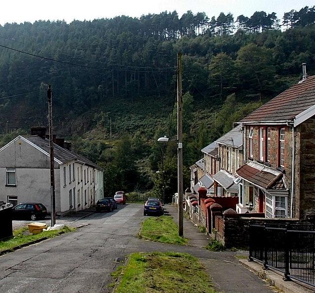 New Street, Pant-y-Gog