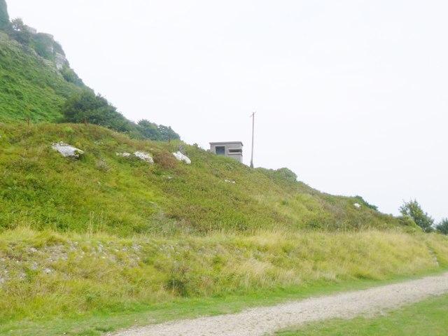 Grove, coastguard lookout