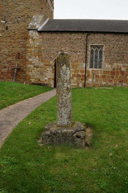 The Village Cross, Holton le Clay