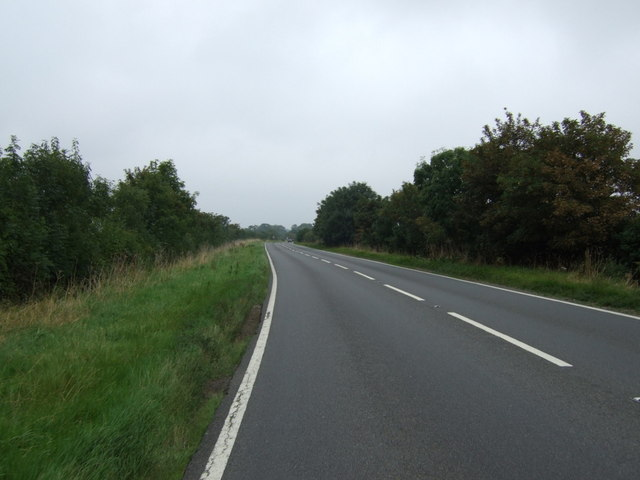 Lincoln Road (A46)