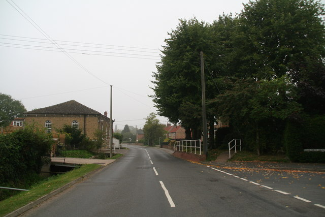 Footpath diversion in Main Street, Scothern