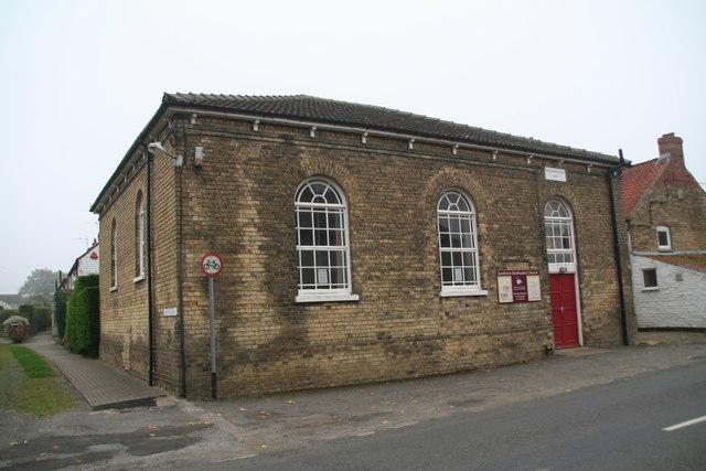 Scothern Methodist Church