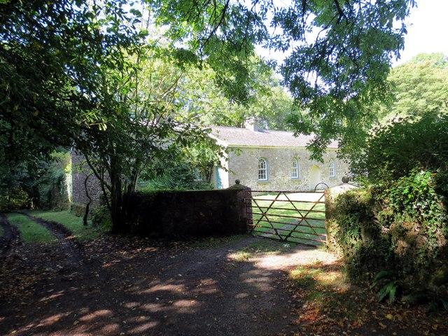 Llwybr Mote Lodge Path