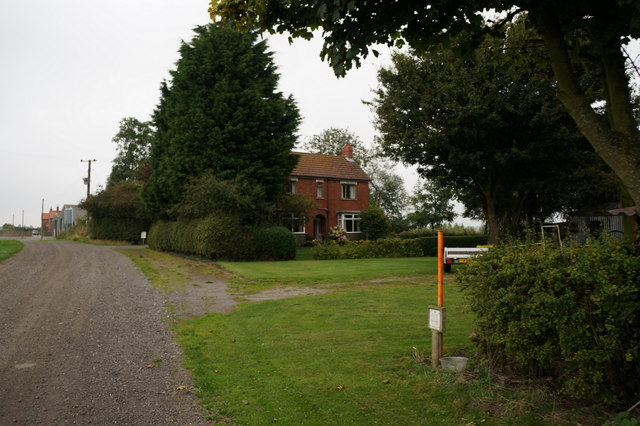 Eastfield Farm, Holton le Clay