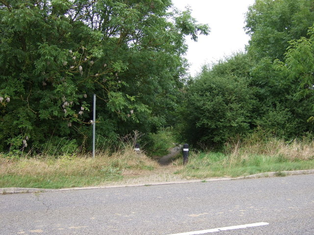 Footpath to Dunholme