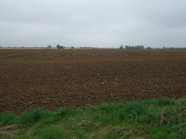 Farmland off National Cycle Route 1