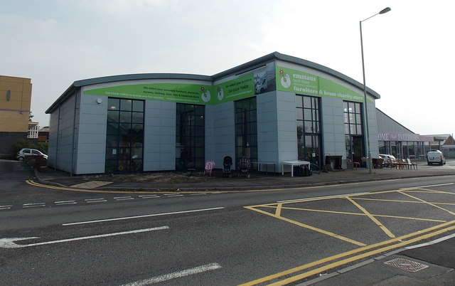 Emmaus South Wales furniture & home charity store, Bridgend