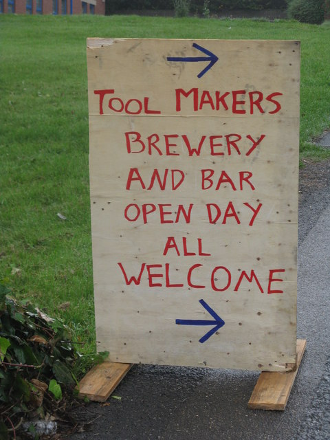 Toolmakers Brewery Open Day