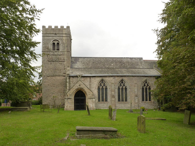 Church of All Saints, South Leverton