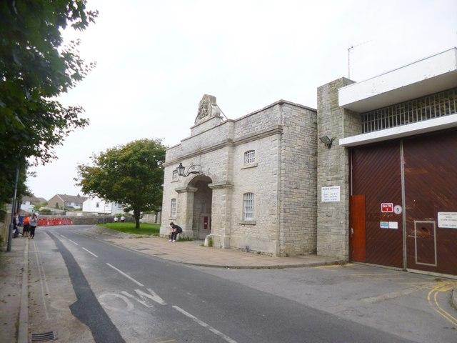Grove, gatehouse