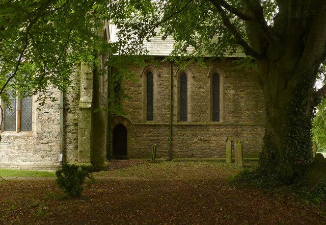 Church of All Saints, South Leverton