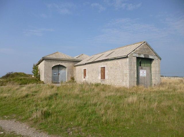Grove, engine shed