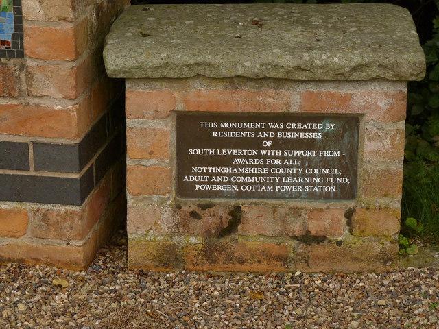 South Leverton Millennium Monument