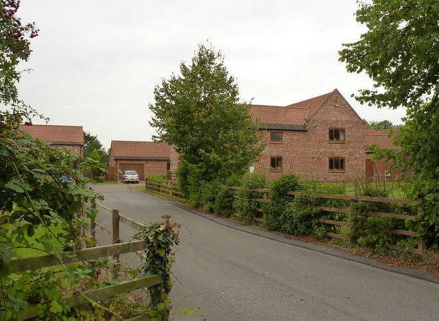 Buildings at White's Farm