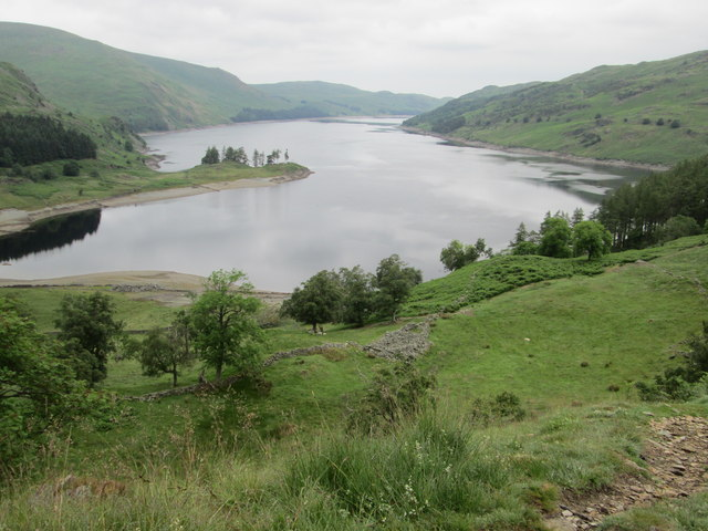 Haweswater, looking north