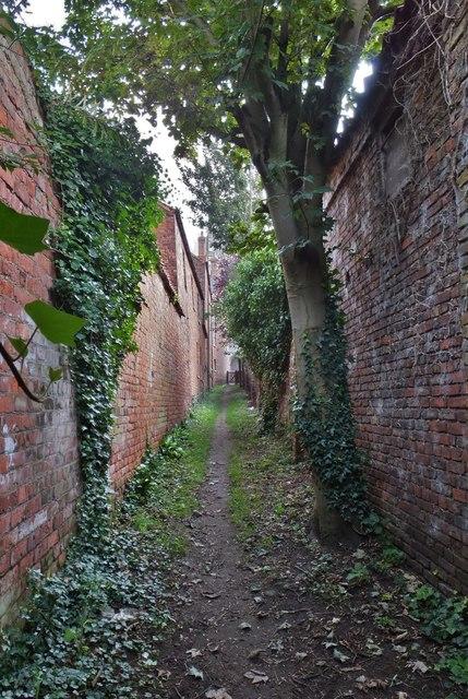 Nun Lane, Preston, Yorkshire