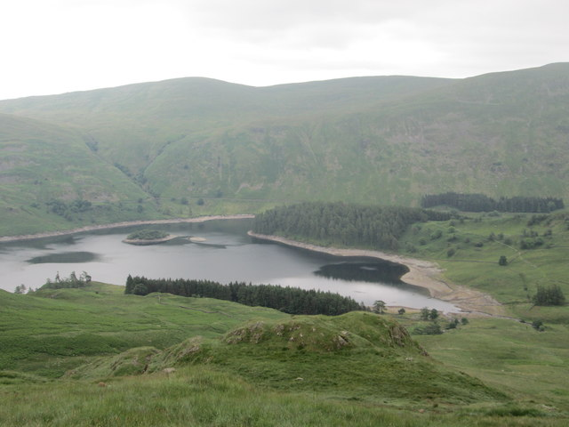 Kidsty Howes view of Haweswater