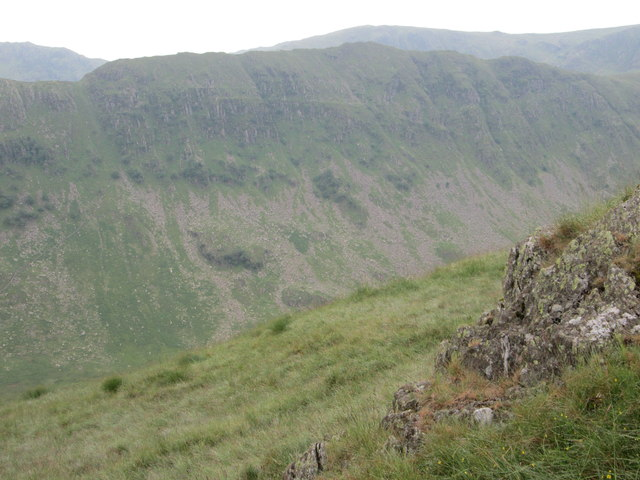 Rough Crag from Kidsty Howes