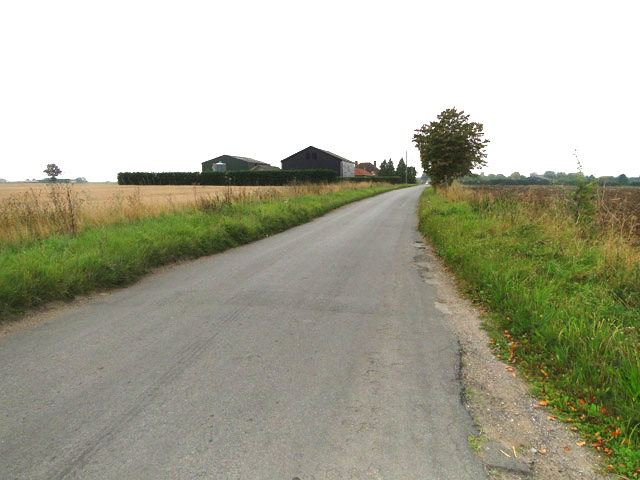 Stanton Road, Bardwell
