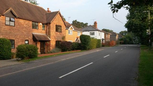 Macdonald Road, Lightwater