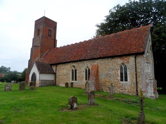 Church of St Andrew and St Eustachius