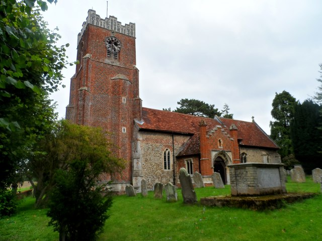 St Peter's church, Charsfield