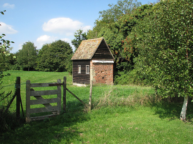 Haslingfield: the Wellhouse
